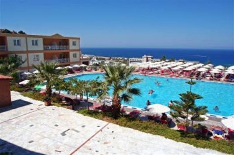 Hotel Aquasun Village - Chersonissos - Heraklion Kreta